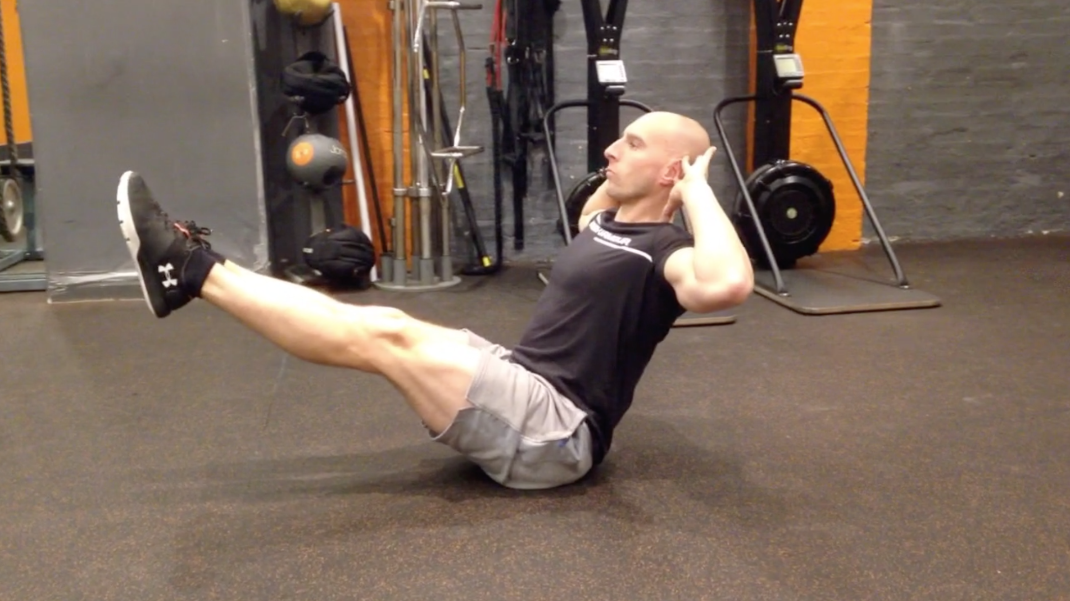 The Best Core Exercises Blog Post