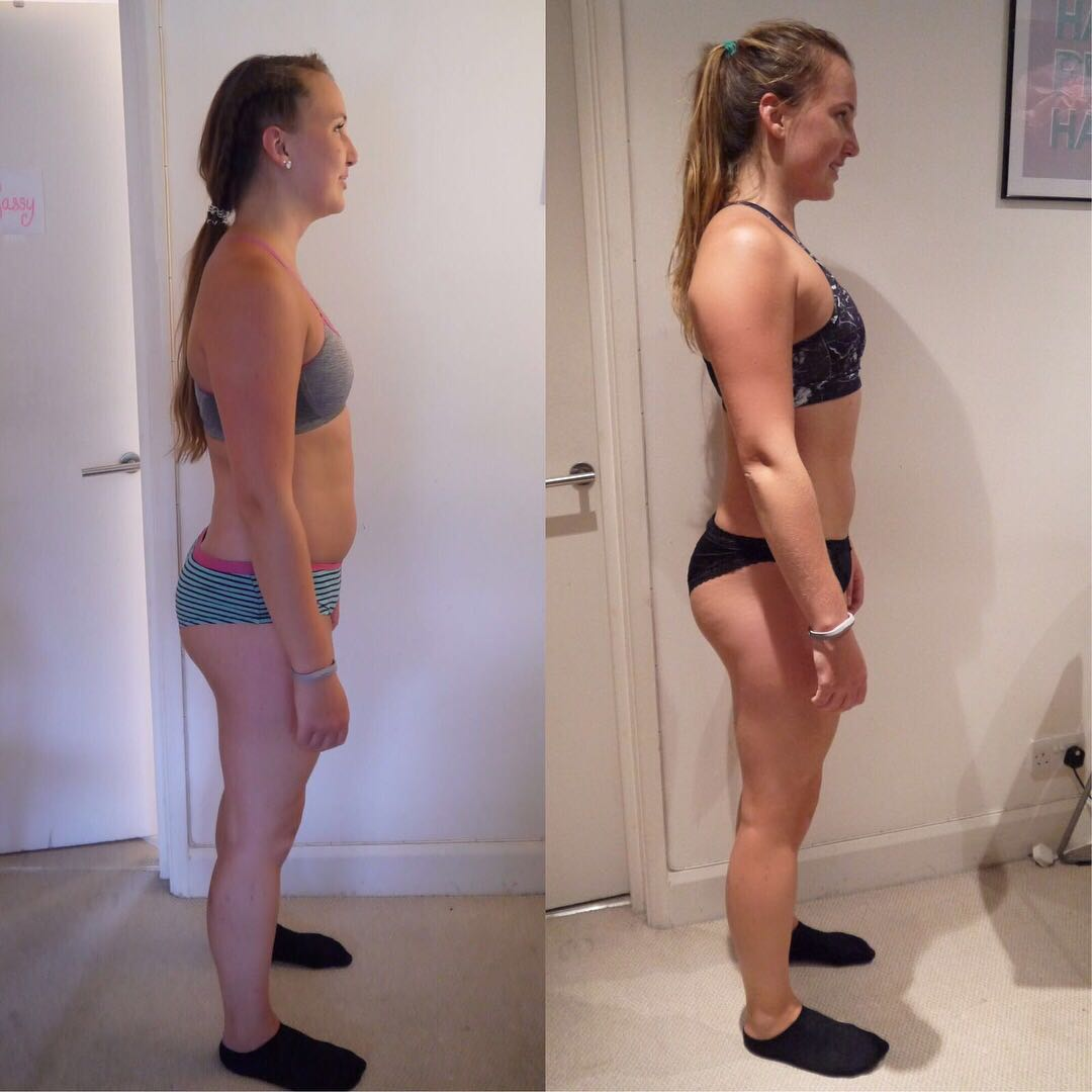 6 Weeks of Strength Transformation Blog Post